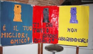 classe 4^ scuola primaria castrocaro terme canile forlì
